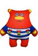 Игрушка Медведь 'В ВДВ у нас режим-все голодные бежим'