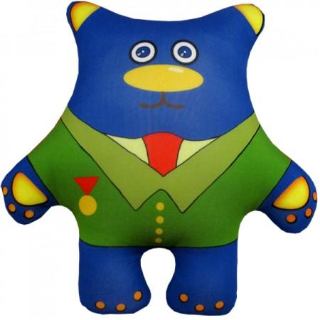 Игрушка Медведь 'Солдат ребенка не обидит'