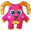 Игрушка Баран розовый