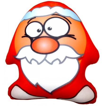 Игрушка Дед Мороз красный