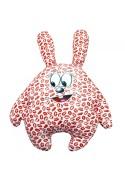 Игрушка заяц Лаки 01