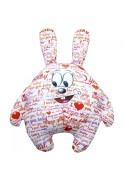 Игрушка заяц Лаки 05