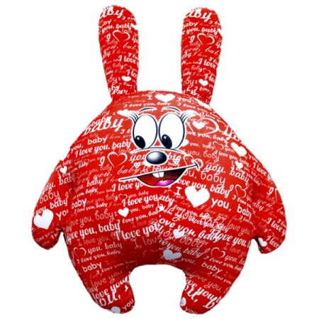 Игрушка заяц Лаки 06