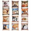 Набор Подушки Игрушки Животные Кошки и Собаки