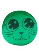 Игрушка-подушка Смайл 1 круглый большой