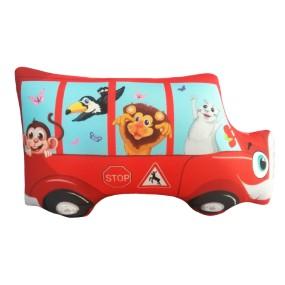 Игрушка Автобус Зоопарк