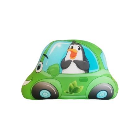 Игрушка Машинка Пингвин мини