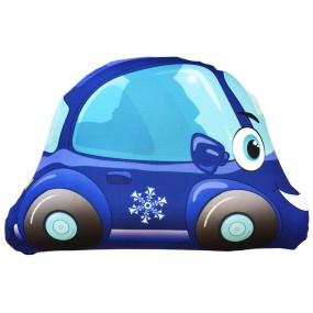 Игрушка Машинка Петушок синяя