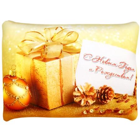 Подушка Игрушка Новогодняя 04