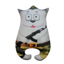 Игрушка Кот с автоматом