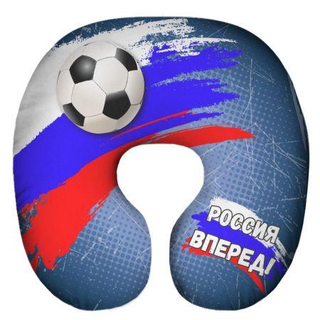 Подушка под шею Игрушка Футбол 04