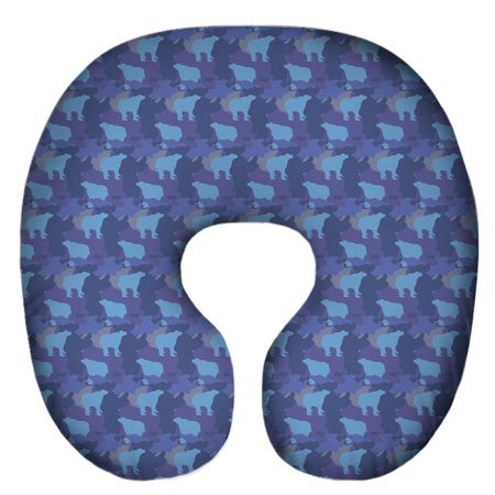 Подушка под шею Игрушка Мужская 02