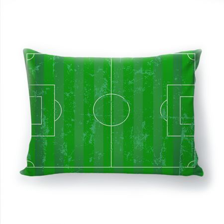 Подушка декоративная Игрушка Футбольное поле