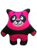 Игрушка Панда розовая