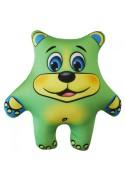Игрушка Медведь зеленый