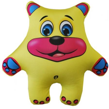 Игрушка Медведь желтый