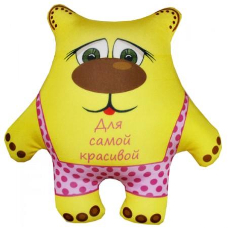 Игрушка Медвежонок 'Для самой красивой'