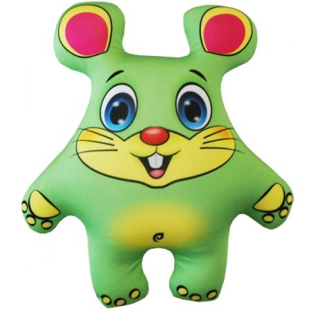 Игрушка Мышь зеленая