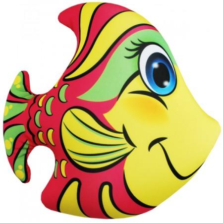 Игрушка Рыбка розовая