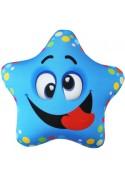 Игрушка Звезда голубая