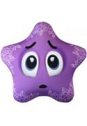 Игрушка Звезда фиолетовая