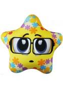 Игрушка Звезда желтая