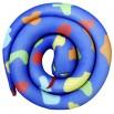 Игрушка Змея спираль  синяя