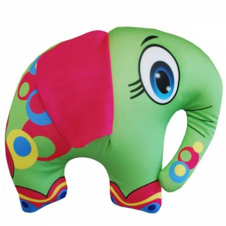 Игрушка Слон зеленый