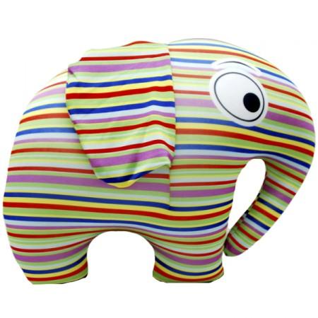 Игрушка Слон полосатый