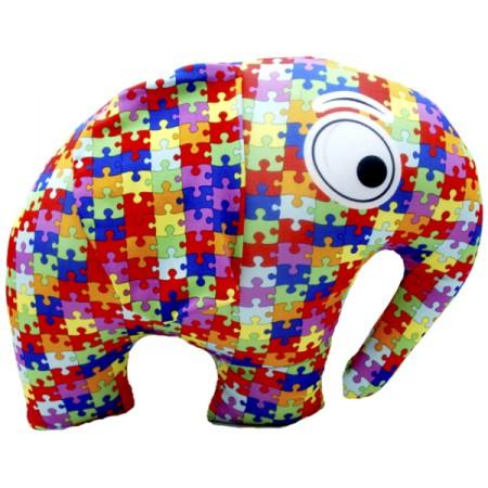 Игрушка Слон пазл