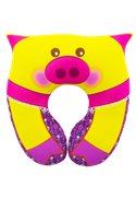 Подушка под шею Игрушка Свинка 03