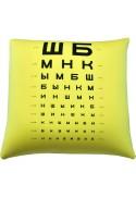 Подушка - Игрушка 'Проверка зрения'