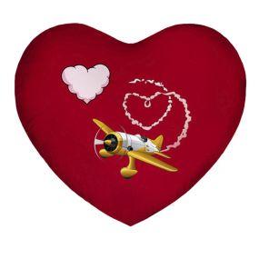 Подушка Игрушка Колобанга Сердце 05
