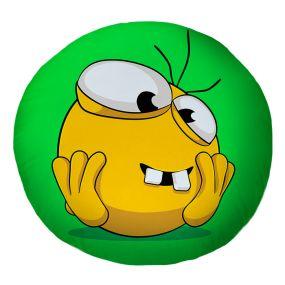 Подушка Игрушка Колобок Крейзи