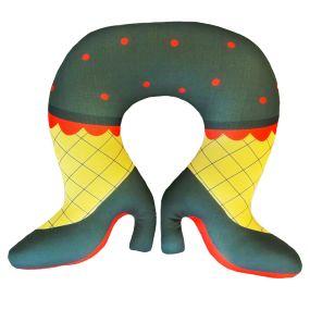 Подушка под шею Игрушка Каблучок 02