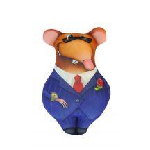 Игрушка Деловой Мышь 01