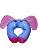 Подушка под шею Игрушка Слон