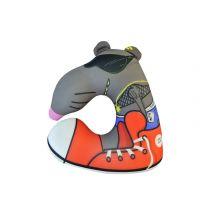 Подушка под шею Игрушка Модный Мышь 02