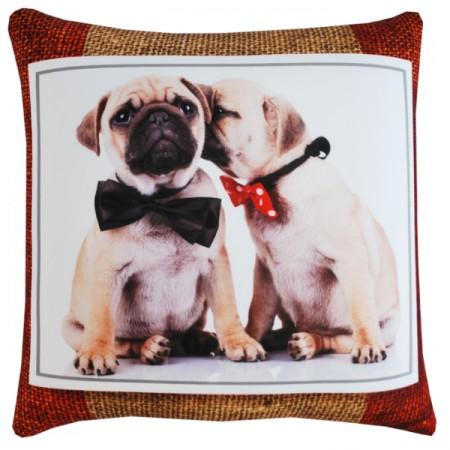 Подушка Игрушка Животные Кошки и Собаки 1