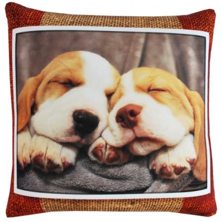Подушка Игрушка Животные Кошки и Собаки 3
