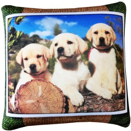 Подушка Игрушка Животные Кошки и Собаки 4