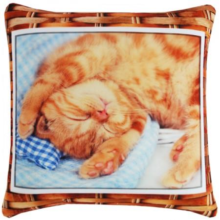 Подушка Игрушка Животные Кошки и Собаки 11