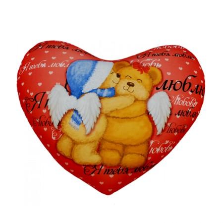 Подушка Игрушка Сердце 04