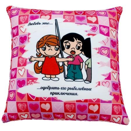Подушка Игрушка Любовь 13