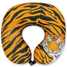Подушка под шею Игрушка Тигровый 03
