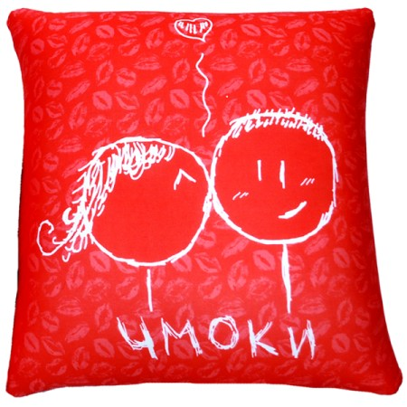 Подушка Игрушка Любовь 19