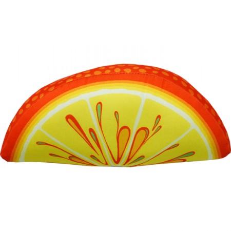Подушка Игрушка Долька апельсина