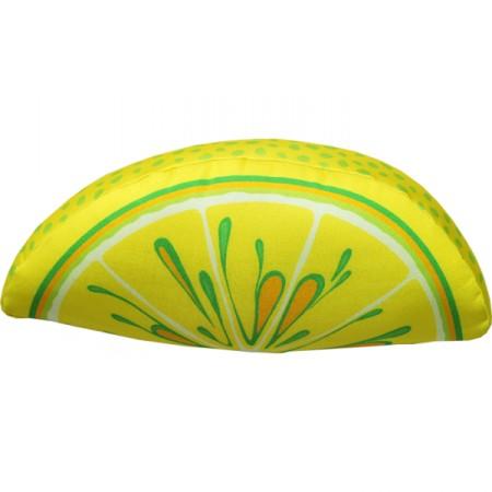 Подушка Игрушка Долька лимона