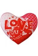 Подушка Игрушка Сердце 03