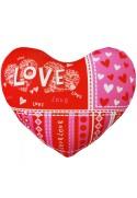 Подушка Игрушка Сердце 02